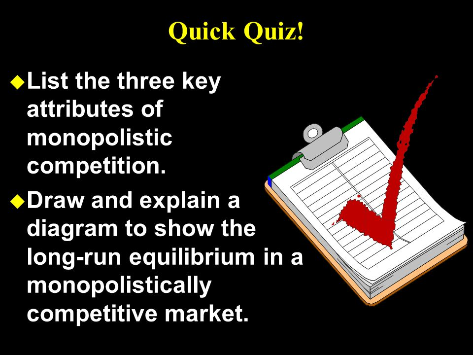 Monopolistic competition ppt video online download list the three key attributes of monopolistic competition ccuart Image collections