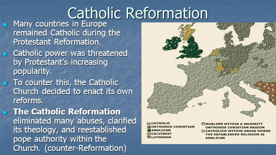 a comparison of catholic and protestant theology There are profound theological, cultural, and historical differences between the  catholic and protestant traditions in simple terms, the catholic church was.