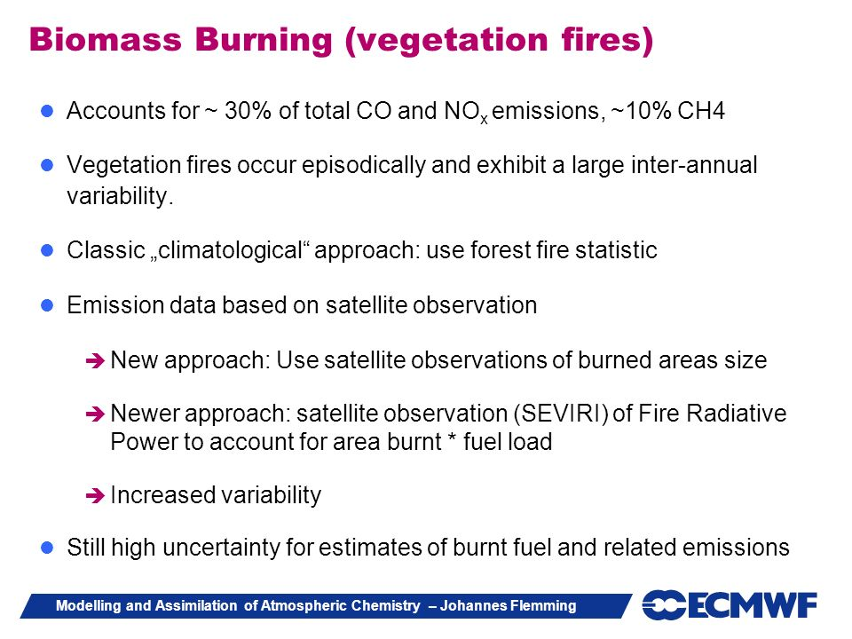 Biomass Burning (vegetation fires)