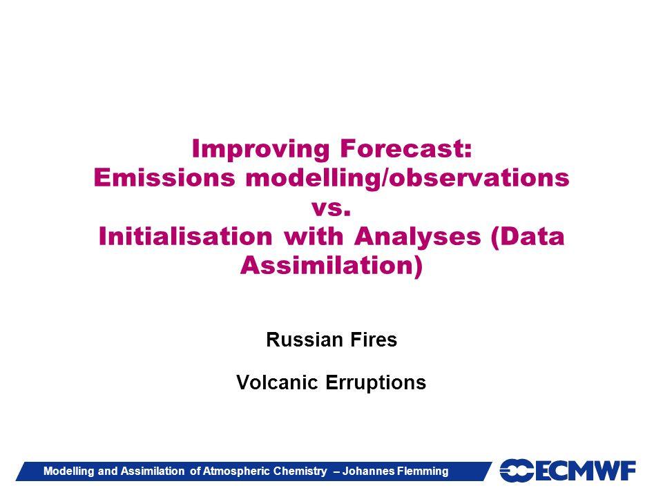 Russian Fires Volcanic Erruptions