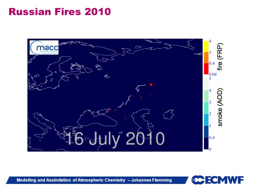Russian Fires 2010