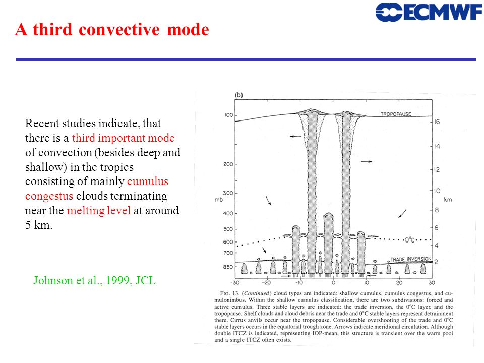 A third convective mode