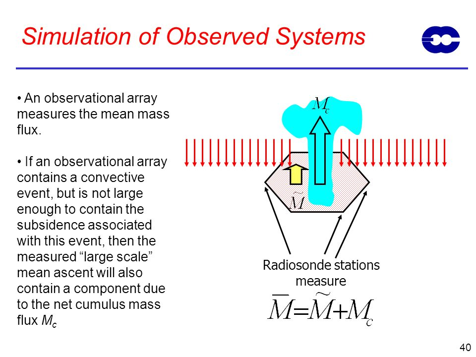 Simulation of Observed Systems