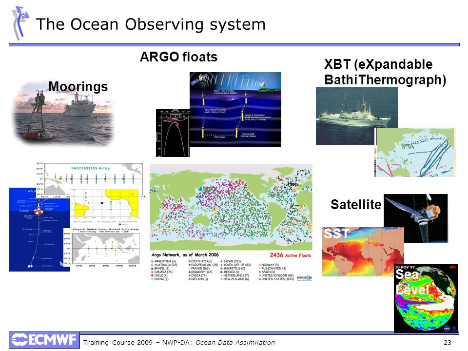 The Ocean Observing system