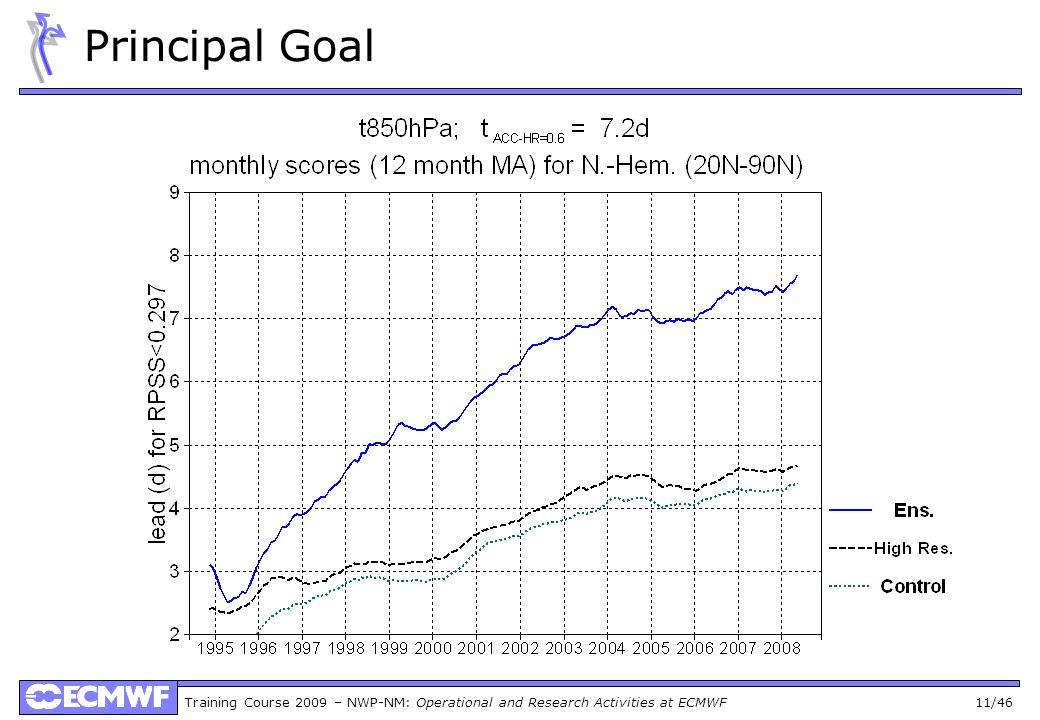 Principal Goal