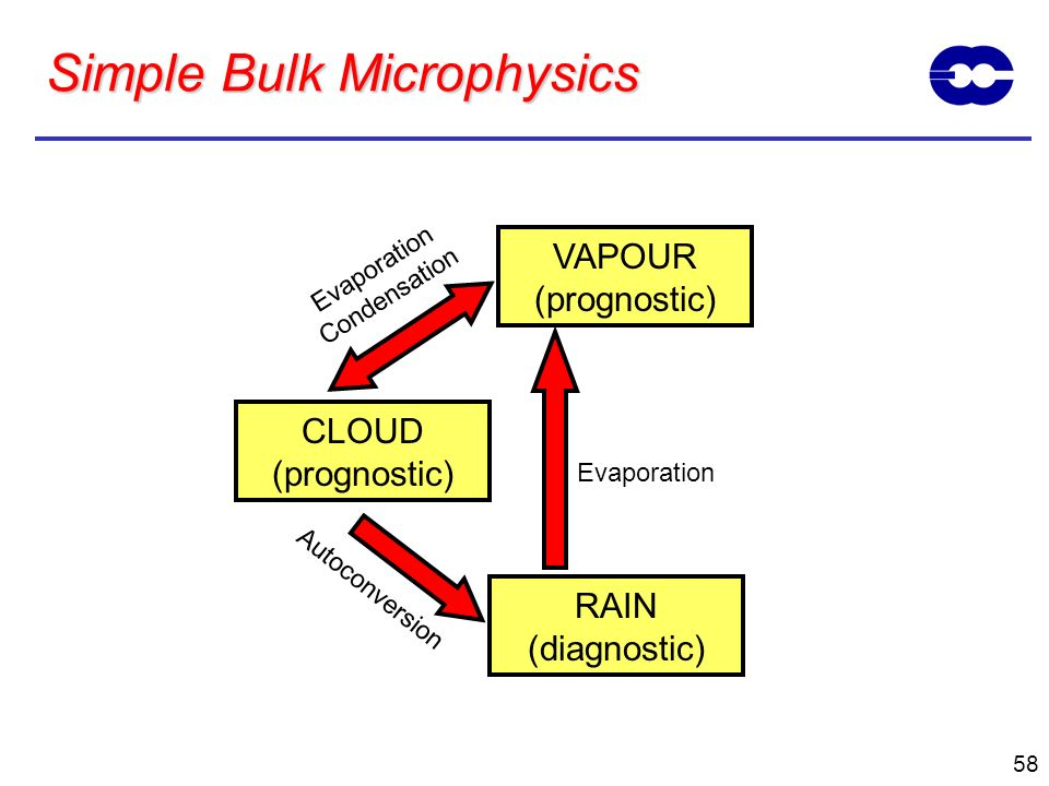 Simple Bulk Microphysics