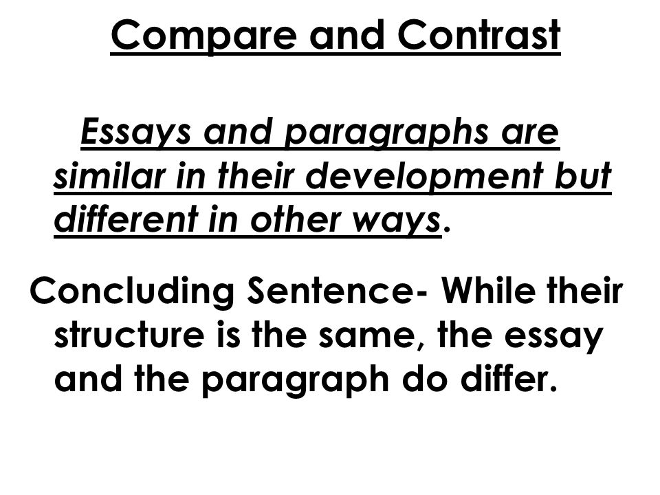 compare and contrast the different ways Compare vs contrast compare and contrast are words that are often used to talk about the similarities and differences between two things or objects these two words are very commonly used compare means to see the similarity and contrast means to see the difference.