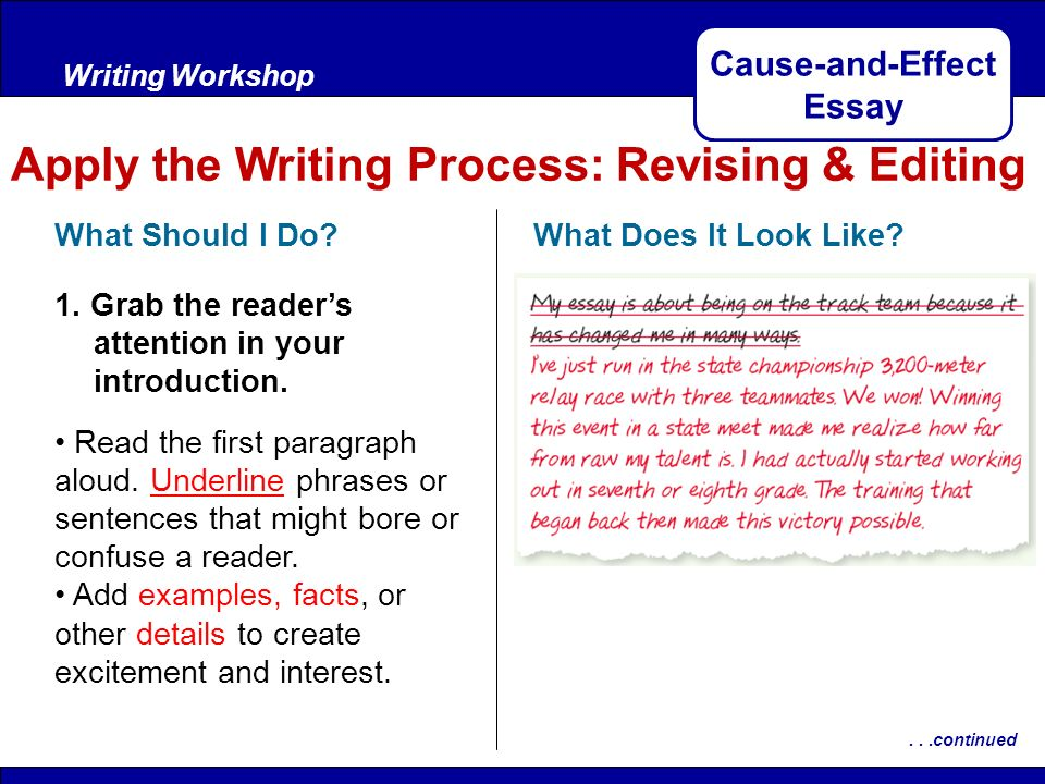 Essays On George Washington How To Write A Cause And Effect Essay To Get A Literary Essays Examples also Alcoholism Essays Cause And Effect Essay Outline Types Examples Tips  Hmw Blog Essay On First Day Of School