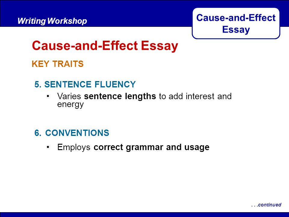 Topic Sentence For Cause And Effect Essay  Best Essay Writing Topic Sentence For Cause And Effect Essay Essay Papers Examples also Examples Of A Thesis Statement For An Essay  Business Essay Format