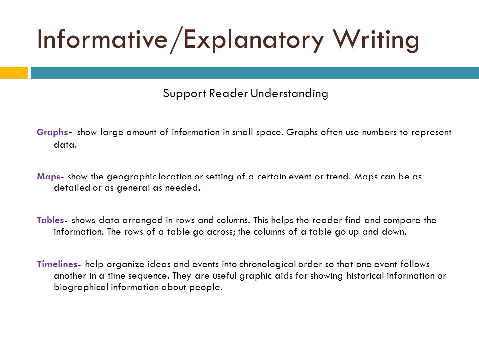write explanatory essay Great collection of paper writing guides and free samples ask our experts to get writing help submit your essay for analysis.
