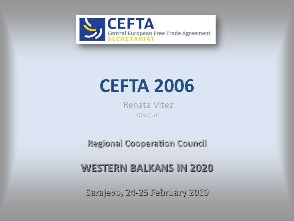 CEFTA 2006 Renata Vitez Director
