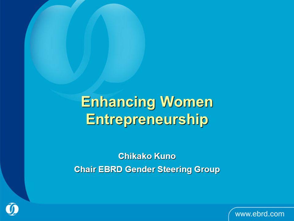 Enhancing Women Entrepreneurship