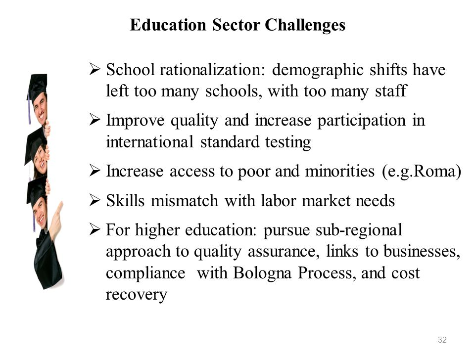 Education Sector Challenges