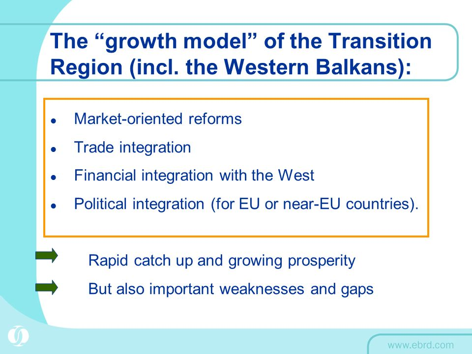The growth model of the Transition Region (incl