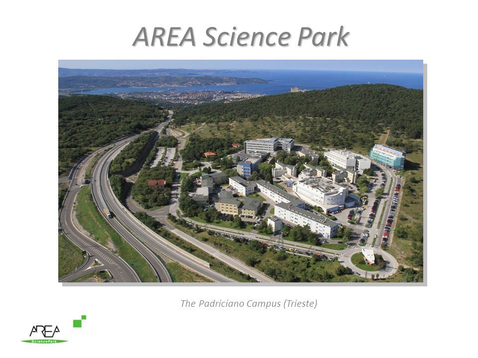 AREA Science Park The Padriciano Campus (Trieste)