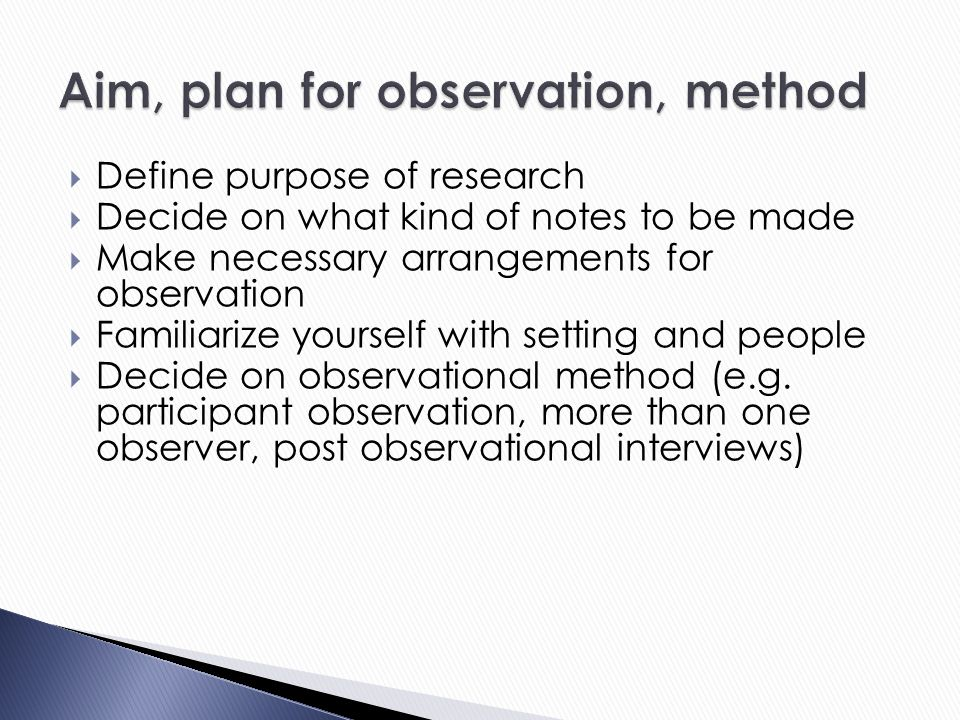 participation observation research method analysis Are the main methods that utilise participant observation for data collection ethnographic research derives from social and cultural anthropology whereby a researcher is required to spend considerable time in the field, and study the phenomenon within its social and cultural.