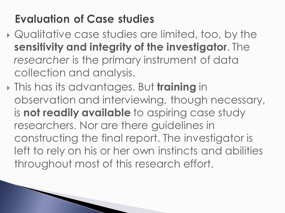 case study evaluation They also include real world case studies to case studies of roi evaluations and valuable lessons there are numerous training evaluation case studies.