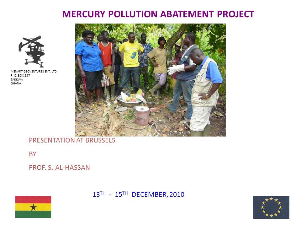 MERCURY POLLUTION ABATEMENT PROJECT