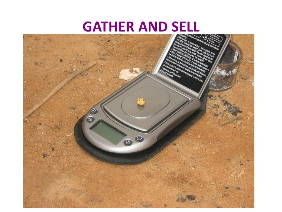 GATHER AND SELL