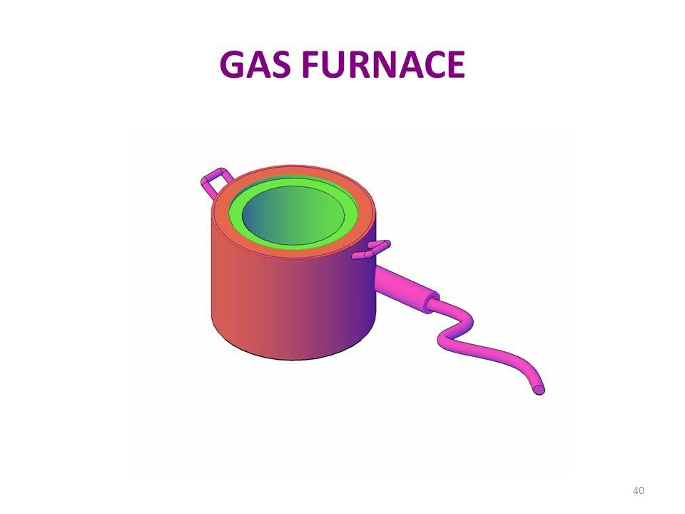 GAS FURNACE 40 40