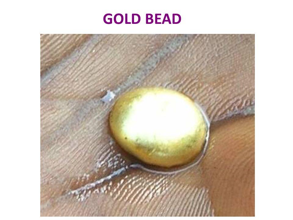 GOLD BEAD