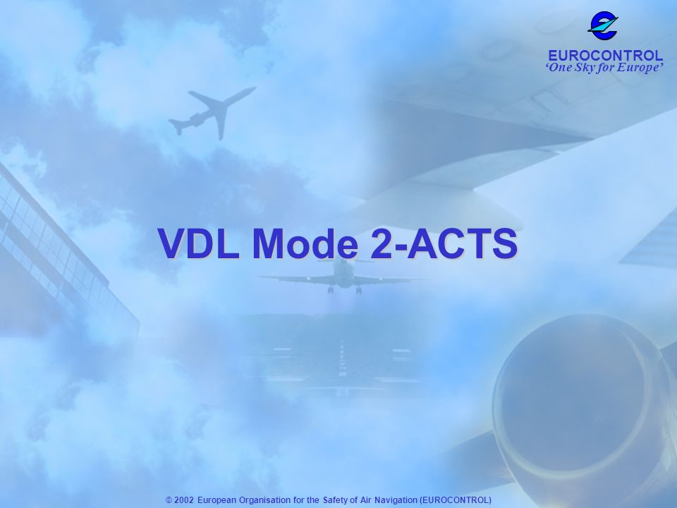 VDL Mode 2-ACTS