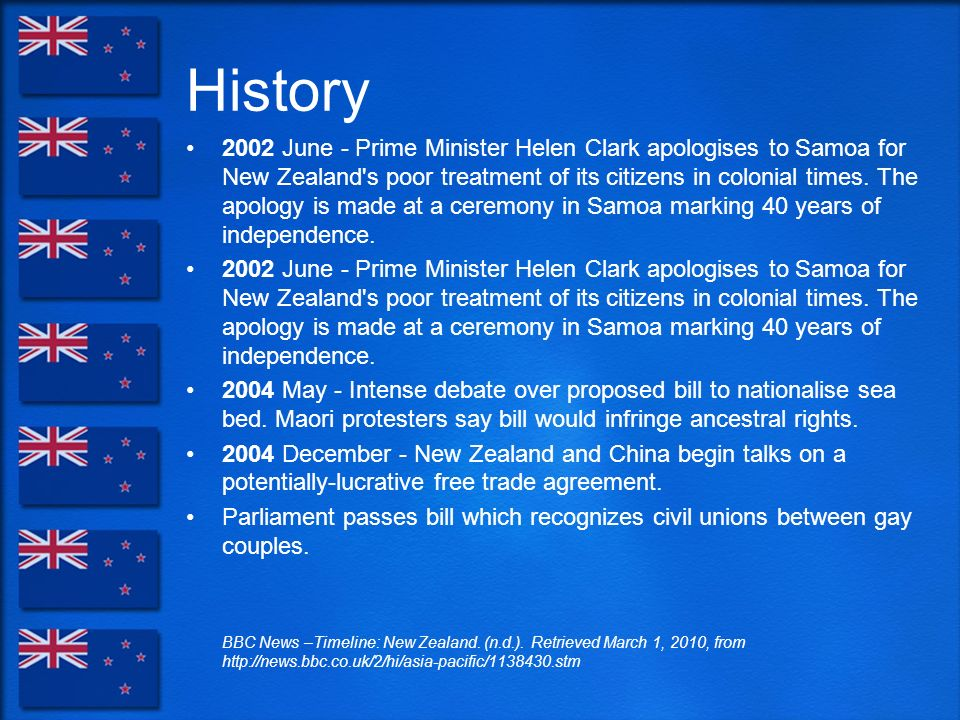 from Hector gay civil unions in new zealand