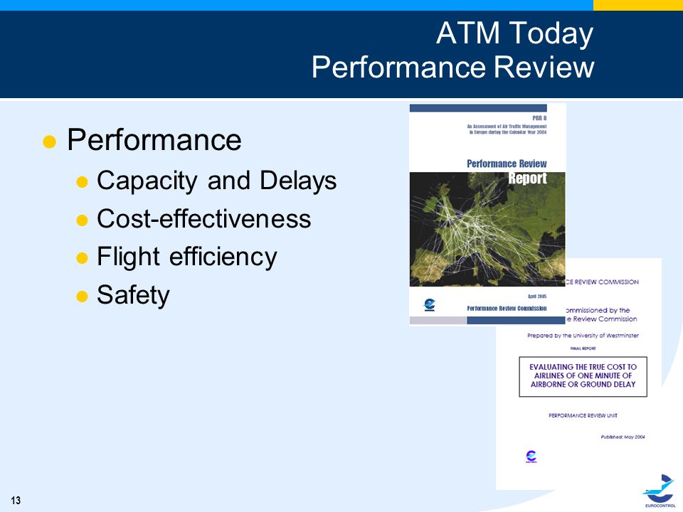 ATM Today Performance Review