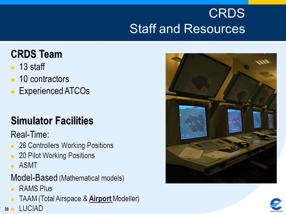 CRDS Staff and Resources