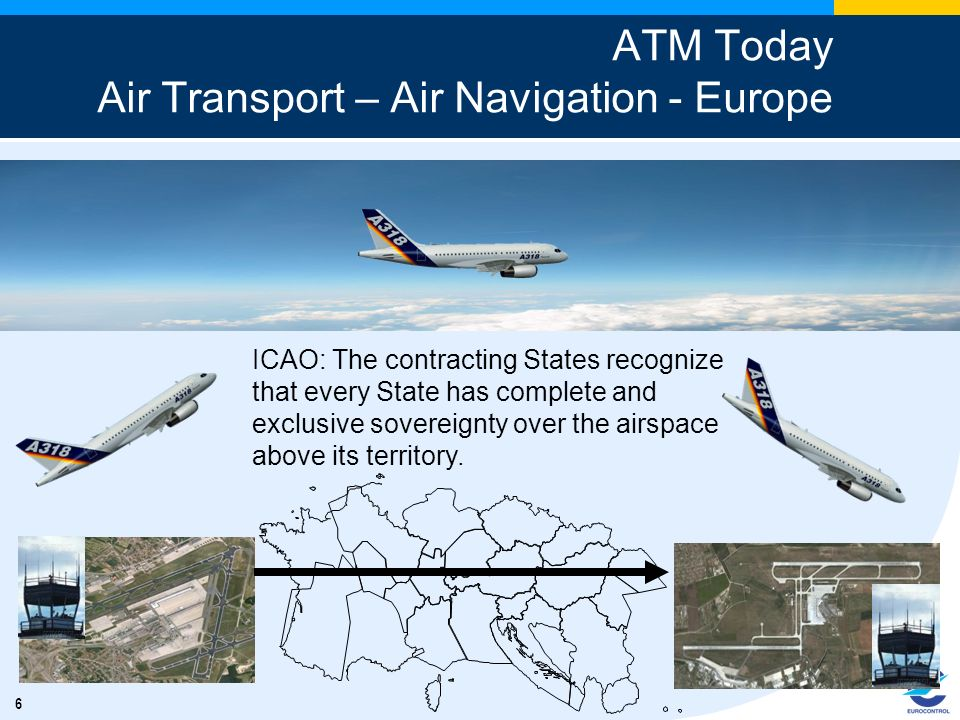 ATM Today Air Transport – Air Navigation - Europe