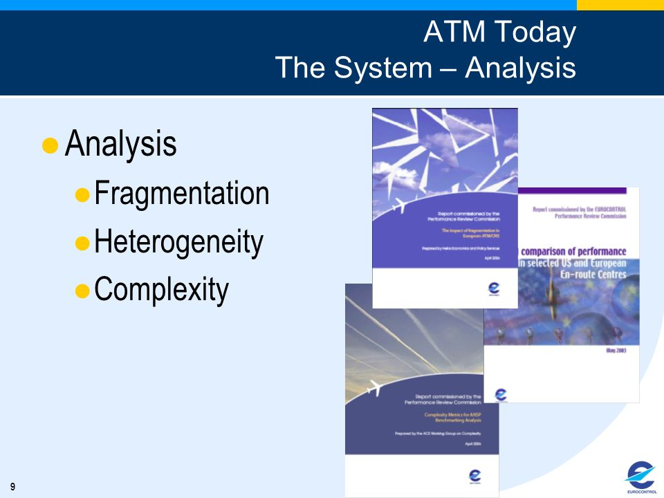 ATM Today The System – Analysis
