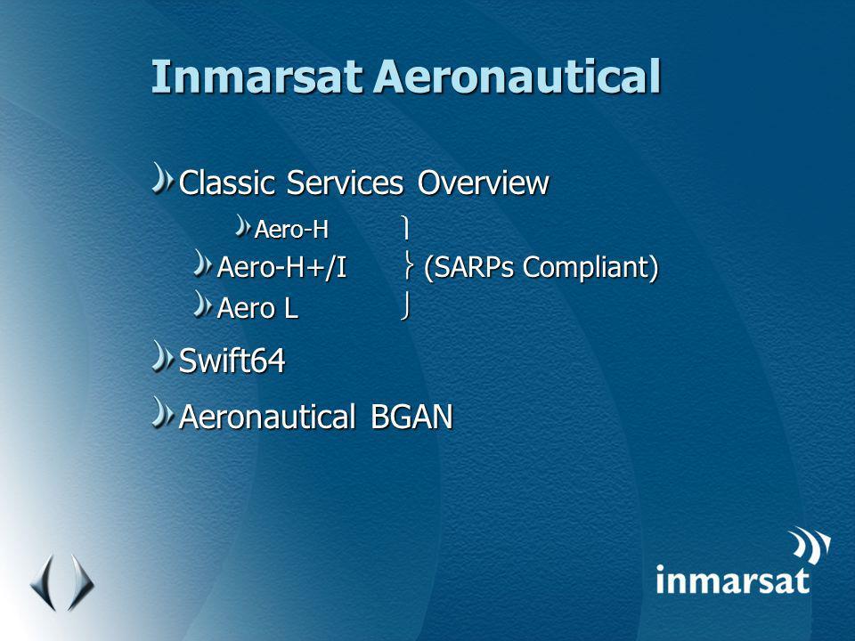 Inmarsat Aeronautical
