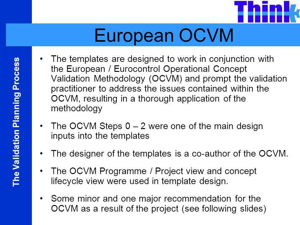 European OCVM