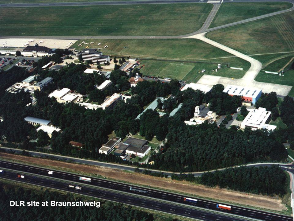 DLR site at Braunschweig