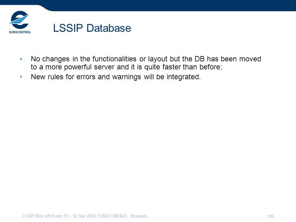 28/03/2017 LSSIP Database.