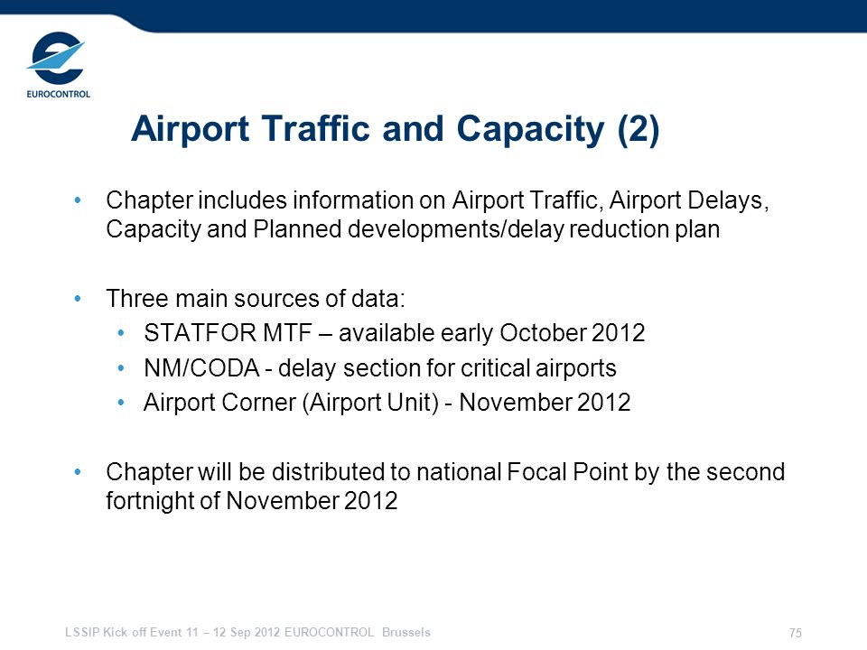 Airport Traffic and Capacity (2)