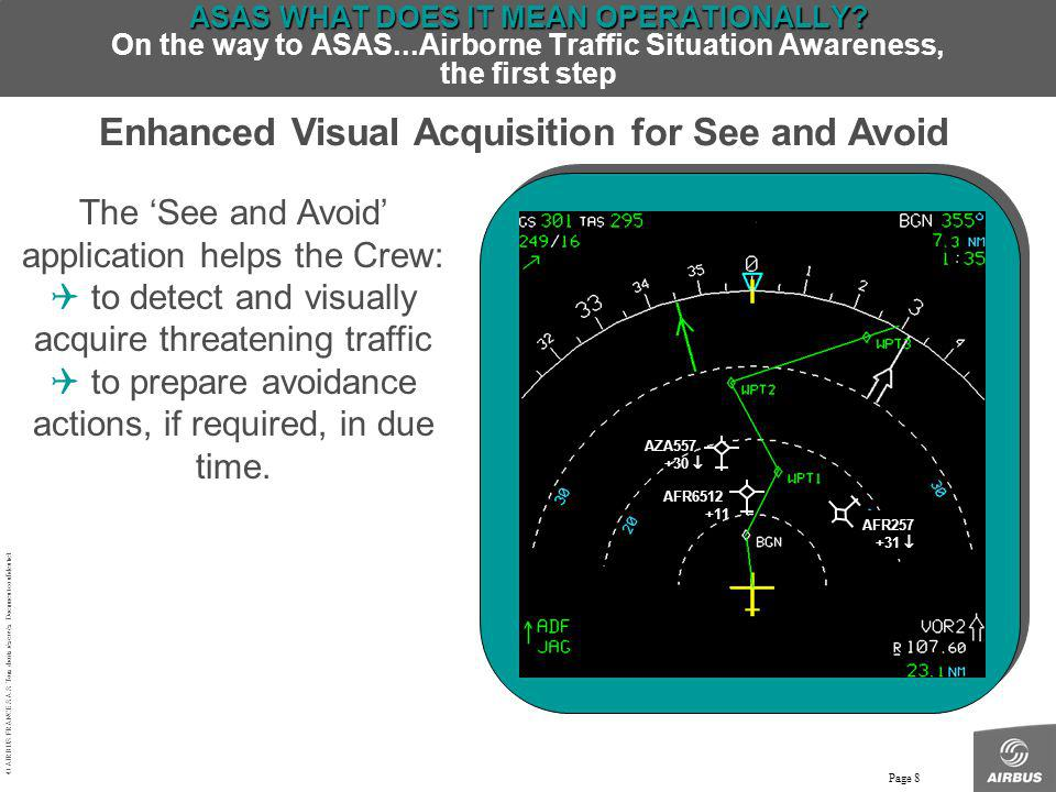 Enhanced Visual Acquisition for See and Avoid