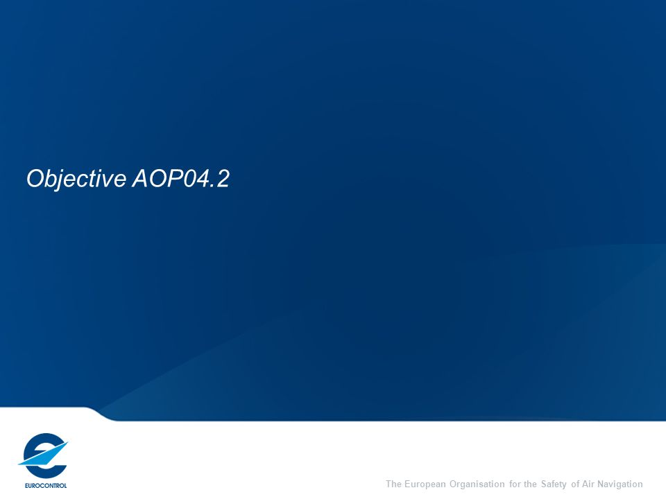 LSSIP Objective AOP04.2