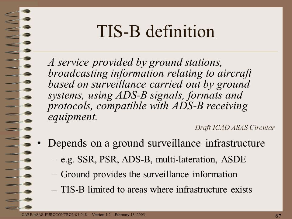 TIS-B definition