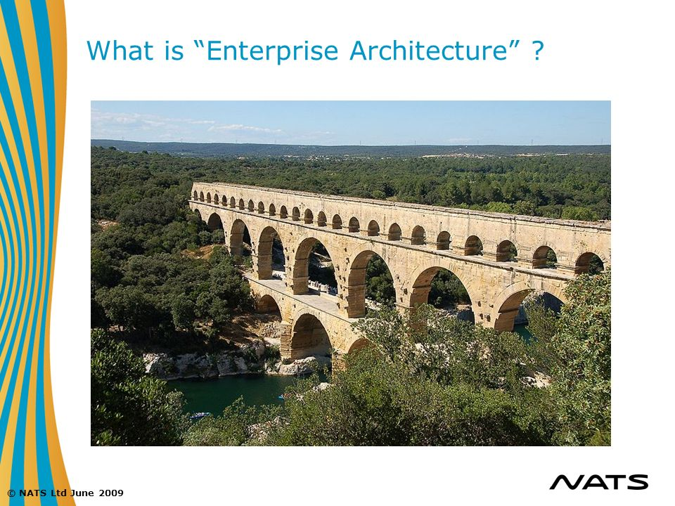 What is Enterprise Architecture