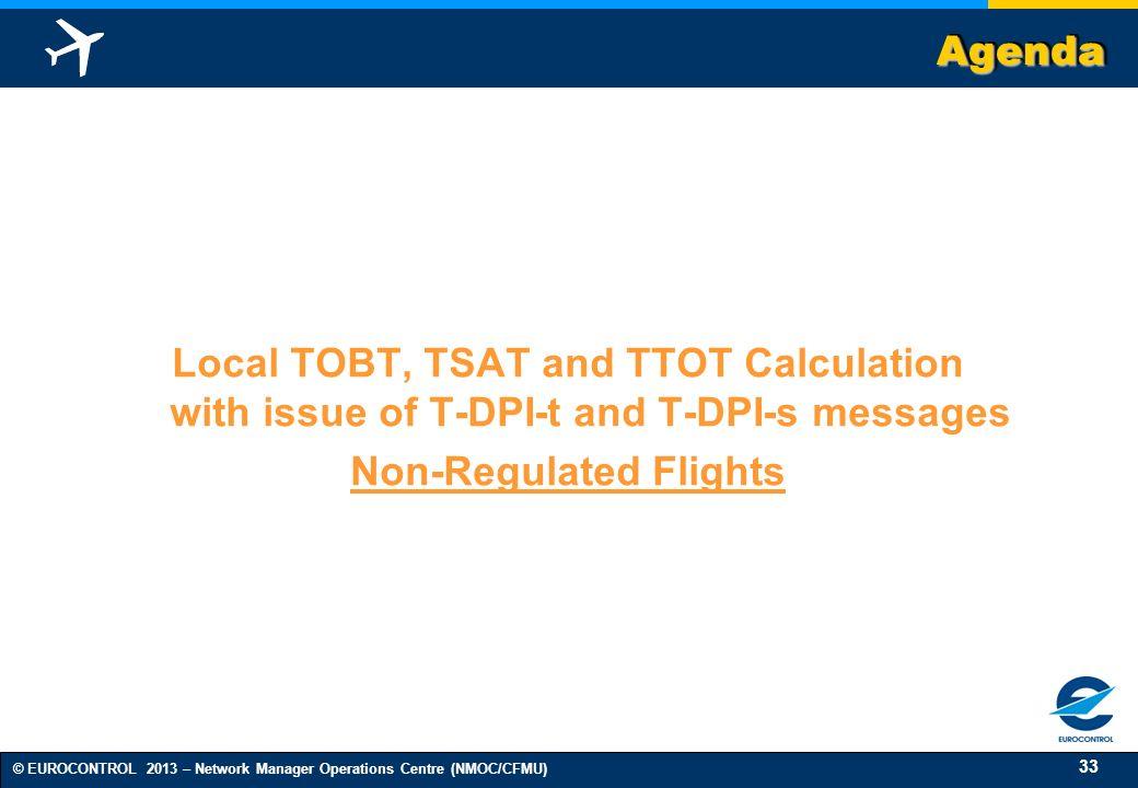Non-Regulated Flights