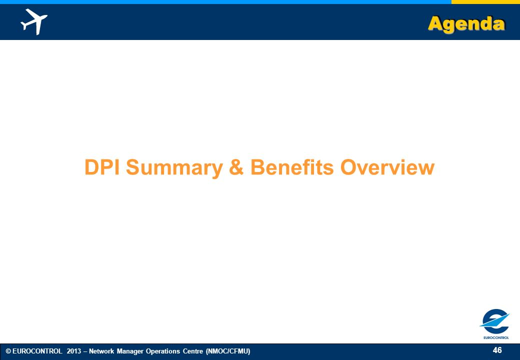 DPI Summary & Benefits Overview