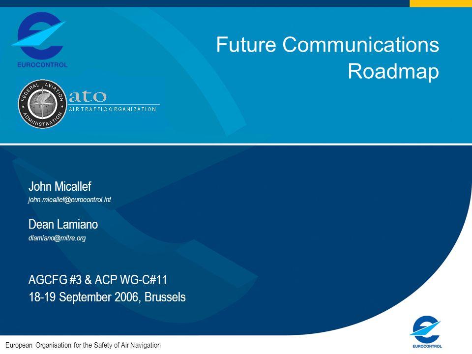 Future Communications Roadmap