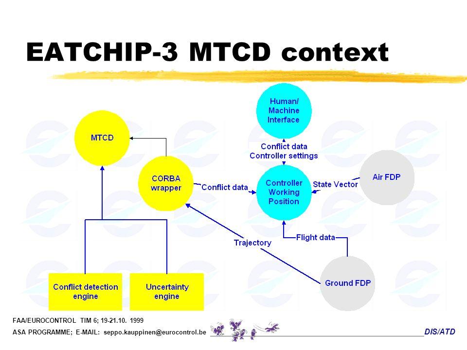 EATCHIP-3 MTCD context