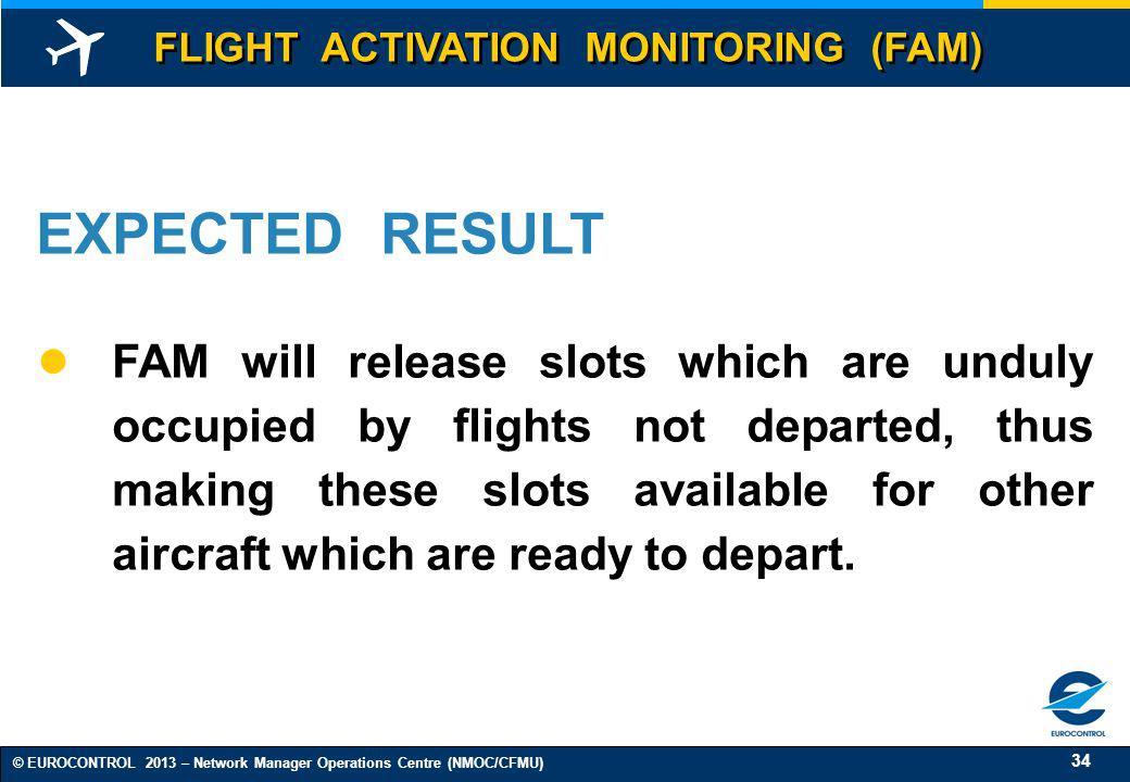 FLIGHT ACTIVATION MONITORING (FAM)