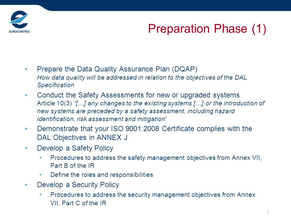 Preparation Phase (1)