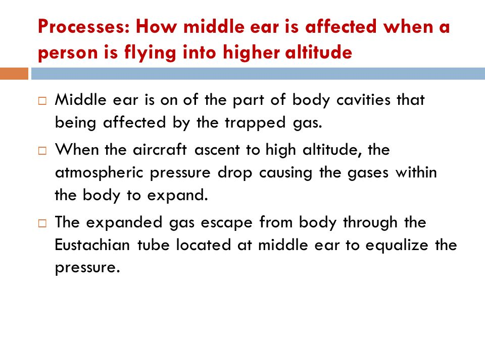 how to avoid ear pressure when flying
