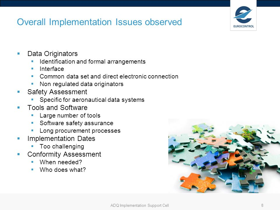 Overall Implementation Issues observed