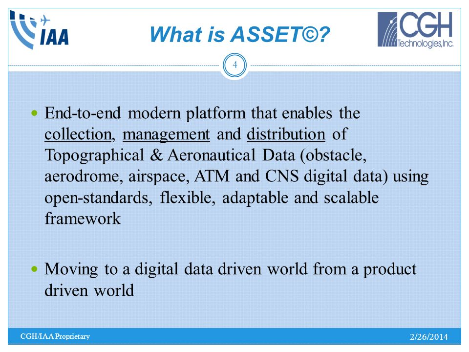What is ASSET©