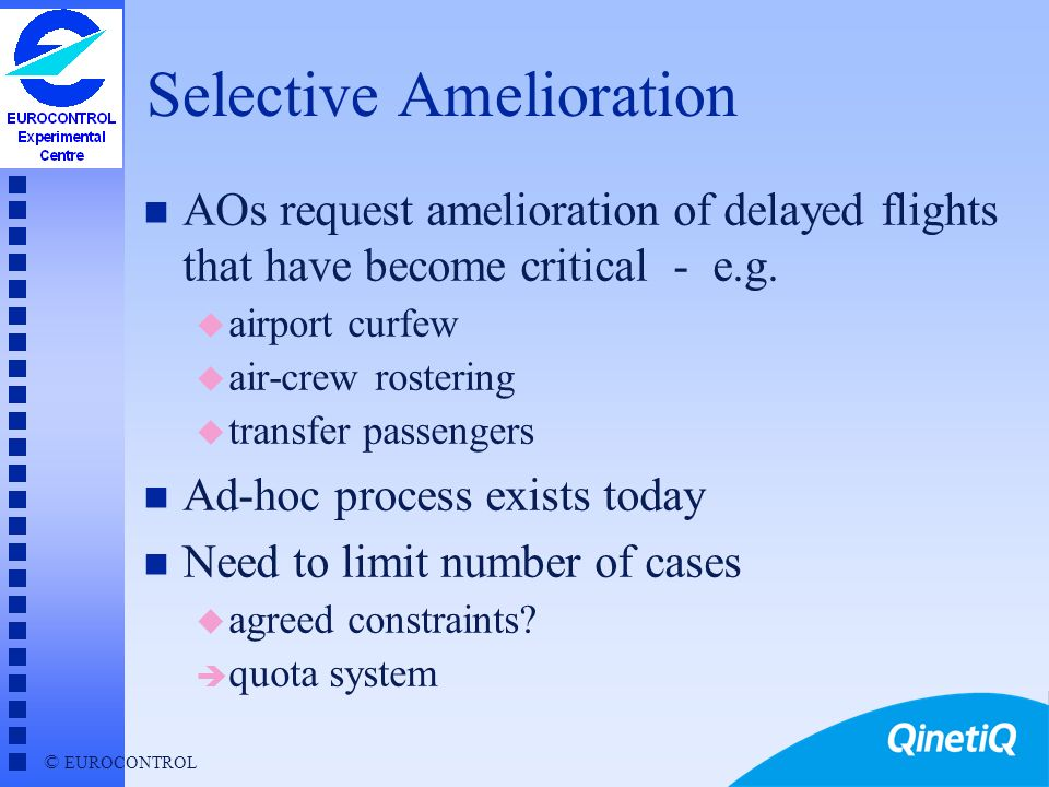Selective Amelioration